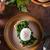 yumurta · sarımsak · ıspanak · tost · yeşil · yumurta - stok fotoğraf © Peteer