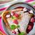 francese · toast · mirtilli · fresche · tavolo · da · picnic · alimentare - foto d'archivio © peteer