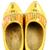 пару · традиционный · голландский · желтый · обувь - Сток-фото © peter_zijlstra