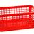 красный · пластиковых · корзины · белый · цветами · прачечной - Сток-фото © peter_zijlstra