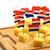 блоки · голландский · сыра · лоток · флаг - Сток-фото © peter_zijlstra
