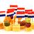 Cut · голландский · сыра · завтрак · Голландии · Нидерланды - Сток-фото © peter_zijlstra