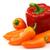 свежие · красный · оранжевый · продовольствие · зеленый - Сток-фото © peter_zijlstra