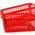 красный · пластиковых · торговых · инструментом · прачечной · контейнера - Сток-фото © peter_zijlstra