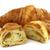 croissant · dois · comida · sobremesa - foto stock © peter_zijlstra
