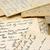 старые · письма · семьи · друзей · контакт - Сток-фото © peter_zijlstra