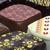 роскошь · шоколадом · украшенный · продовольствие · группа · шаблон - Сток-фото © peter_zijlstra
