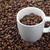 чашку · кофе · кофе · текстуры · кофе · фон · пить - Сток-фото © peter_zijlstra