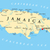Jamaica · witte · eiland · vakantie · knop - stockfoto © peterhermesfurian