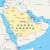 mapa · Arábia · Saudita · político · vários · abstrato · mundo - foto stock © peterhermesfurian