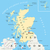 Büyük · Britanya · İngiltere · harita · kuzey · Avrupa · büyük · britanya - stok fotoğraf © peterhermesfurian