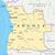 共和国 · アンゴラ · アフリカ · マップ · プラス · 余分な - ストックフォト © peterhermesfurian
