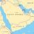 arabian peninsula political map stock photo © peterhermesfurian