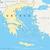 greece political map stock photo © peterhermesfurian