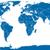 afrika · aarde · politiek · kaart · wereldbol · illustratie - stockfoto © peterhermesfurian
