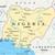 mapa · Camerún · político · regiones · resumen - foto stock © peterhermesfurian