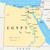 アラブ · 共和国 · エジプト · アフリカ · マップ · プラス - ストックフォト © peterhermesfurian