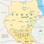 リビア · 政治的 · 地図 · 重要 · 都市 - ストックフォト © peterhermesfurian