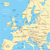 europe political map stock photo © peterhermesfurian