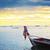 deniz · gün · batımı · ada · Tayland · Asya · plaj - stok fotoğraf © petrmalyshev