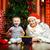 madre · bebé · Navidad · tres · sesión · próximo - foto stock © petrmalyshev