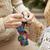 közelkép · nő · köt · gyapjú · közelkép · kezek - stock fotó © petrmalyshev