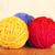 colorful yarn ball stock photo © petrmalyshev
