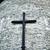 Hristiyan · çapraz · tuğla · duvar · muhteşem · görüntü · Paskalya - stok fotoğraf © petrmalyshev