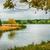 осень · пруд · лесу · природы · запустить · новых - Сток-фото © petrmalyshev