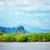 krabi · kayalar · gün · Tayland · gökyüzü - stok fotoğraf © PetrMalyshev