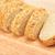 friss · kenyér · zab · szeletel · vágódeszka · fotó - stock fotó © petrmalyshev