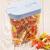 multicolored raw spiral pasta in jar stock photo © petrmalyshev