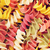 multicolored raw spiral pasta stock photo © petrmalyshev