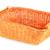 orange wooden basket stock photo © petrmalyshev