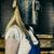 деловой · женщины · маске · портрет · белый · молодые - Сток-фото © petrmalyshev
