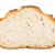 白パン · ケシ · 孤立した · 白 · 食品 · ディナー - ストックフォト © petrmalyshev