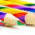 szín · ceruzák · iroda · tároló · fából · készült · szett - stock fotó © petrmalyshev