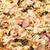 pizza · salame · cogumelos · madeira · saúde - foto stock © petrmalyshev