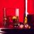vidrio · whisky · hielo · bar · beber - foto stock © petrmalyshev
