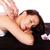 épaule · massage · luxe · Homme · jour · spa - photo stock © phakimata