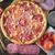 pizza · alkotóelemek · hazugság · oldal · tábla · étel - stock fotó © Phantom1311