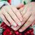 рук · кольцами · мелкий · области · букет - Сток-фото © Phantom1311