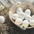 yumurta · sepet · ayakta · ahşap · gıda - stok fotoğraf © Phantom1311