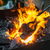 отопления · металл · стороны · огня · мужчин · работник - Сток-фото © Phantom1311