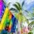 typical fabrics bathsheba east coast of barbados caribbean stock photo © phbcz