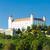 Bratislava · castelo · Eslováquia · edifício · arquitetura · história - foto stock © phbcz