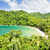 englishmans bay tobago stock photo © phbcz