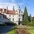 saray · Çek · Cumhuriyeti · çiçek · gül · bahçe · kale - stok fotoğraf © phbcz