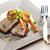 marhapörkölt · krumpli · lassú · hús · paradicsom · főzés - stock fotó © phbcz