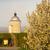 capela · República · Checa · primavera · viajar · arquitetura · planta - foto stock © phbcz